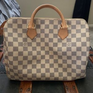 Speedy Louis Vuitton like new